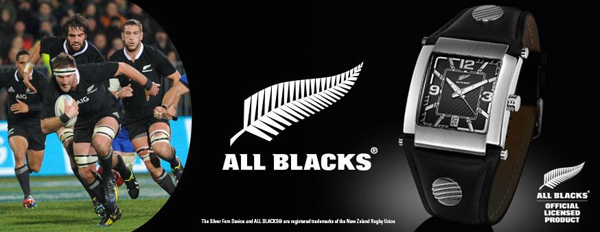 Montres marque All Blacks