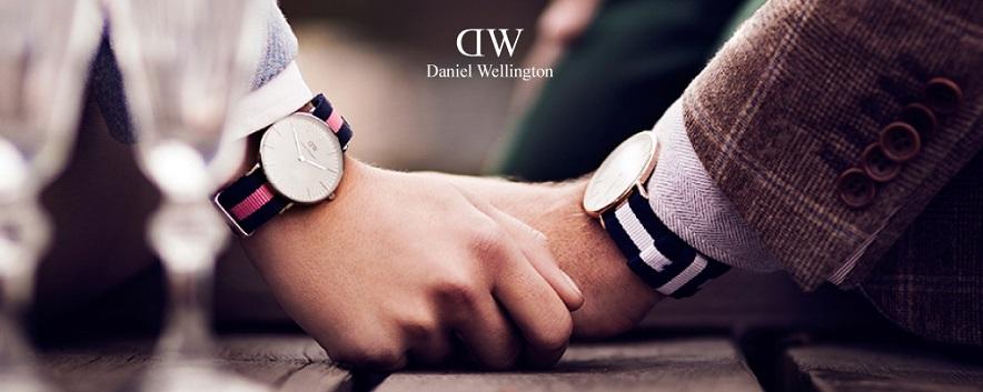 Montres-Marque-DW-Daniel-Wellington