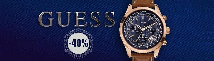 Bannière marque Guess -40%
